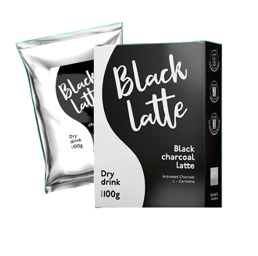 Black Charcoal Latte, funciona, precio, reviews, opiniones, en la farmacia